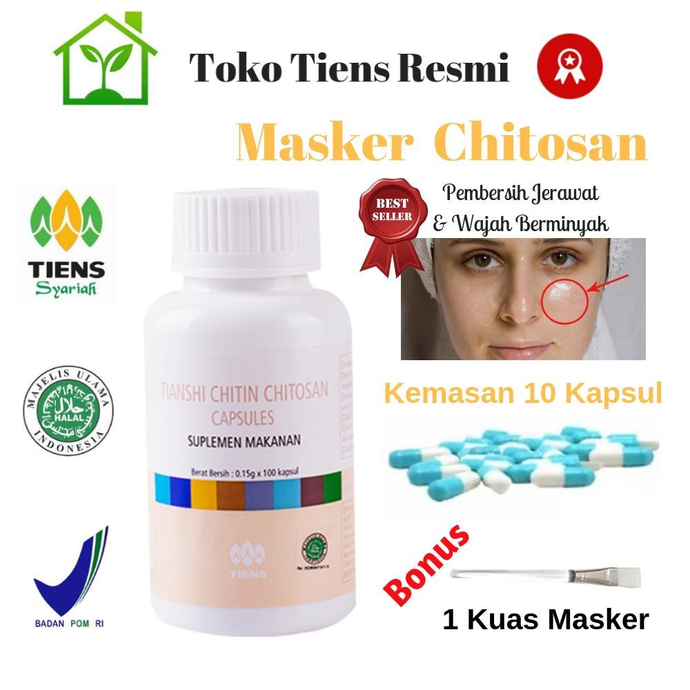 Buy Sell Cheapest Komedo Kuas Pembersih Best Quality Product Deals Masker Wajah Toko Tiens Resmi Chitosan Untuk Kulit Berminyak Obat Jerawat