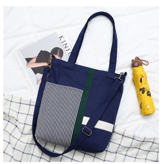 Tas Selempang Wanita / Tote Korean Solid Shoulder Bag CS-TB06