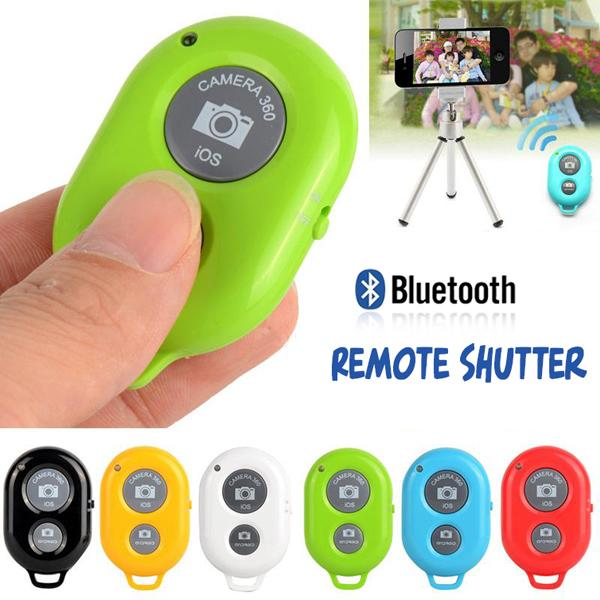 FAK Tomsis Tombol Narsis Remote Bluetooth Shutter camera Android & IOS