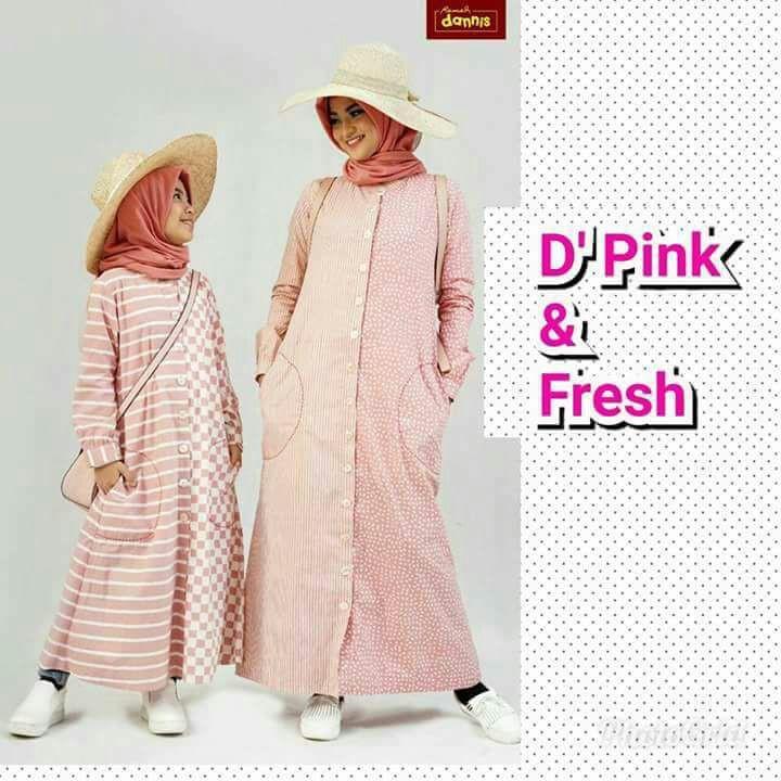 D'Pink & Fresh Dannis Ds189 (Anak Size 9)