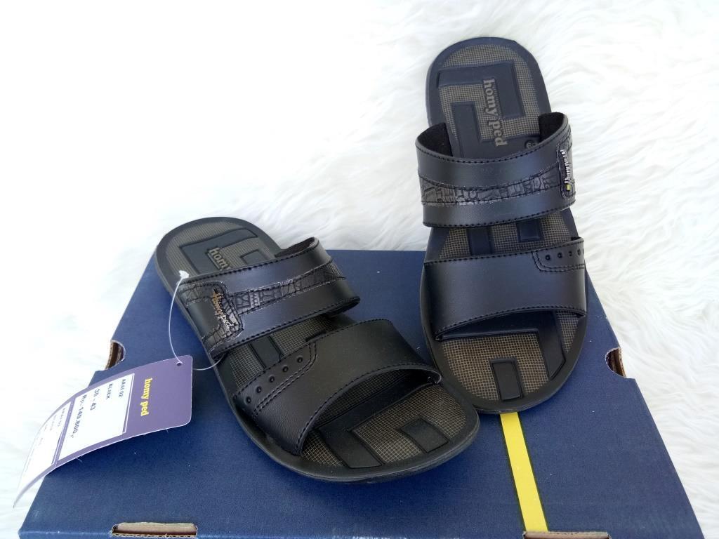 Sandal Kasual Pria - Homy Ped Arai 02 - Black