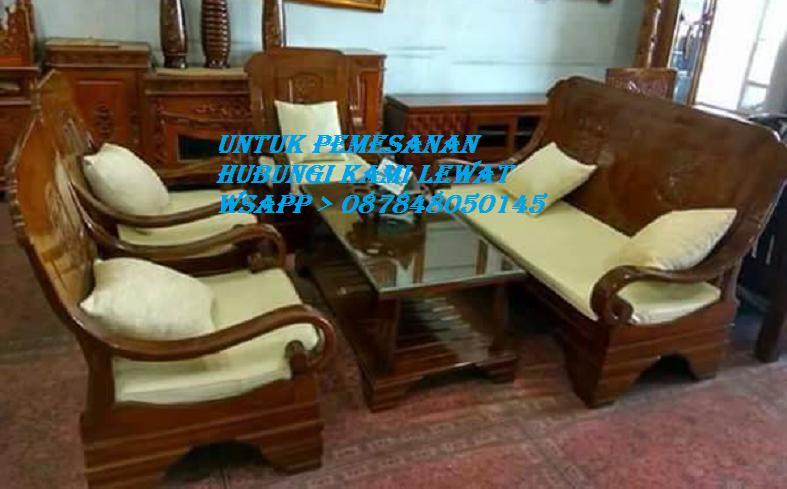Kursi Tamu Model Semut Kayu Jati Jepara Jika Berminat Hubungi Kami Lewat Wsapp_O87848050145_Kami