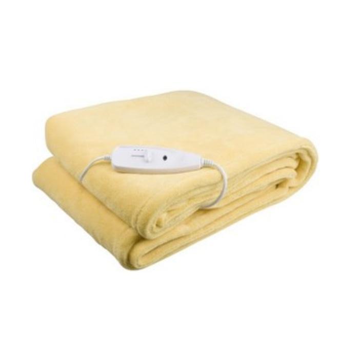 Electric Heating Blanket / SELIMUT PENGHANGAT LISTRIK ELEKTRIK