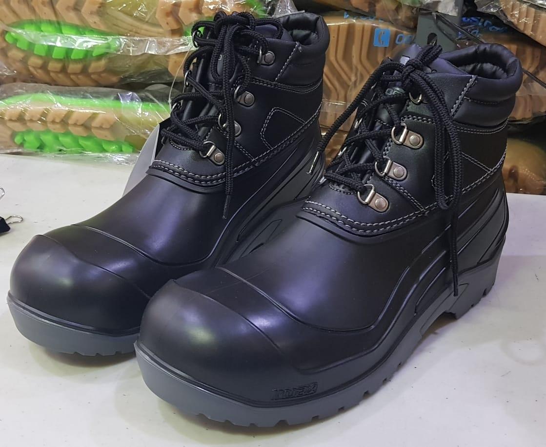 Sepatu Boot Safety AP Max Buat Pekerja Dan Bersantai 3f3d2141d0