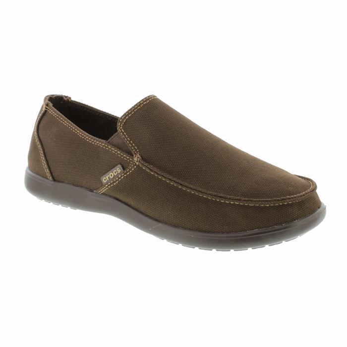 Sepatu PriaSepatu SneakerSepatu Slip OnSepatu CasualSepatu Crocs MurahSepatu Crocs OriginalCrocs Santa Cruz Clean Cut Loafer Mens shoes