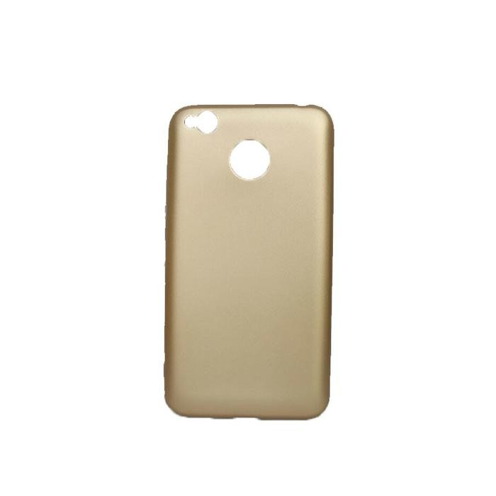 Hardcase FS Eco Slim Cover Lenovo K8 Note - Gold