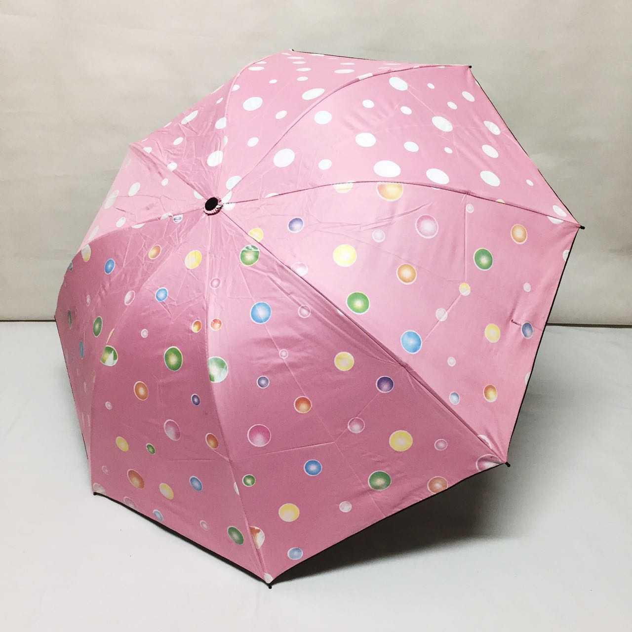 Buy Sell Cheapest Lipat 3d Best Quality Product Deals Payung Magic Polos 3 Big Small Polkadot 5973