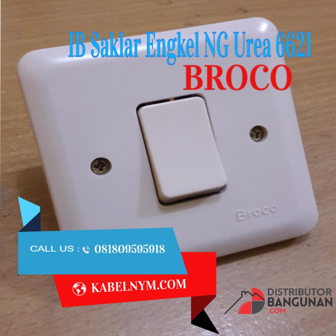 IB Saklar Engkel NG Urea BROCO - 6621
