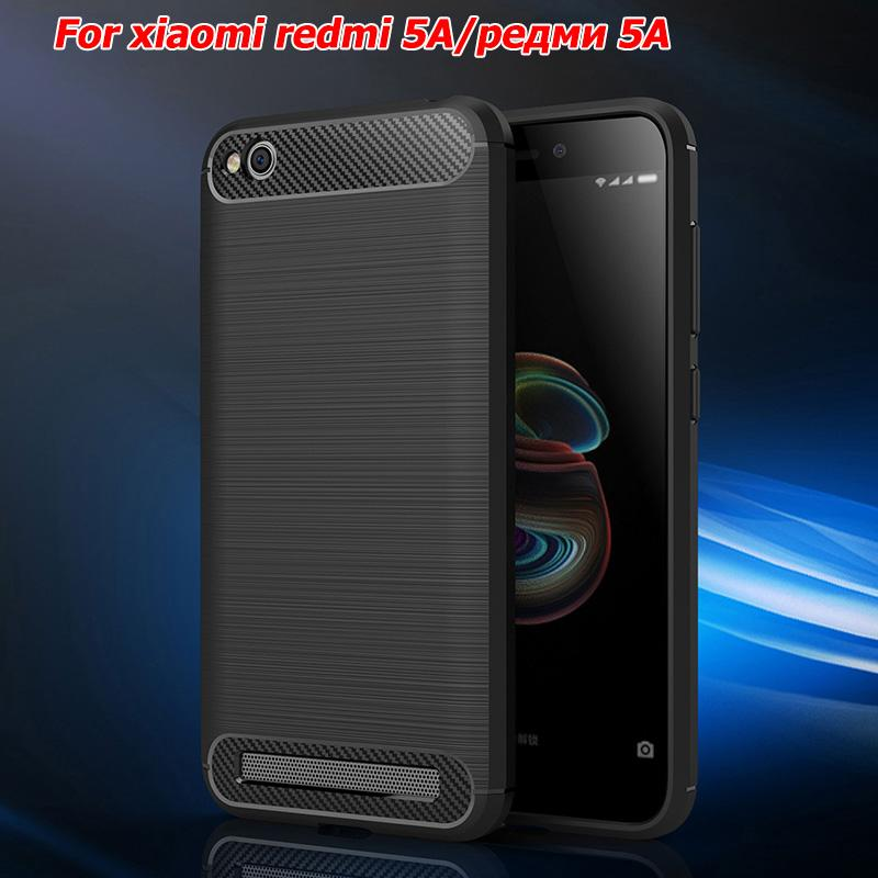 Interesting Softcase Ipaky Carbon Fiber Shockproof Hybrid Case for Xiaomi  Redmi 5A 5b8f13c14f