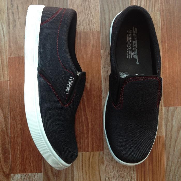 HOT SPESIAL!!! Sepatu casual Converse Levis slip on DMC13 Special edition - ARC8xD