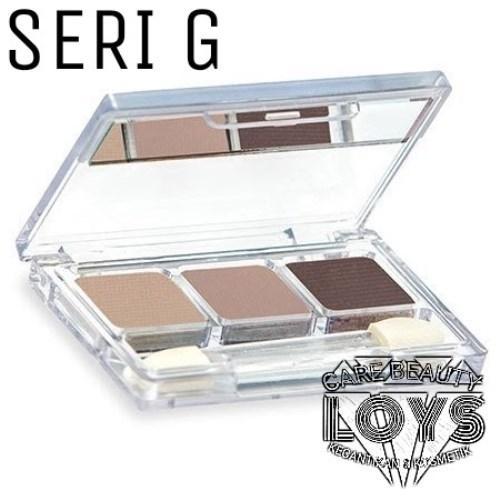 Wardah EyeShadow G - Eye Make Up Seri G