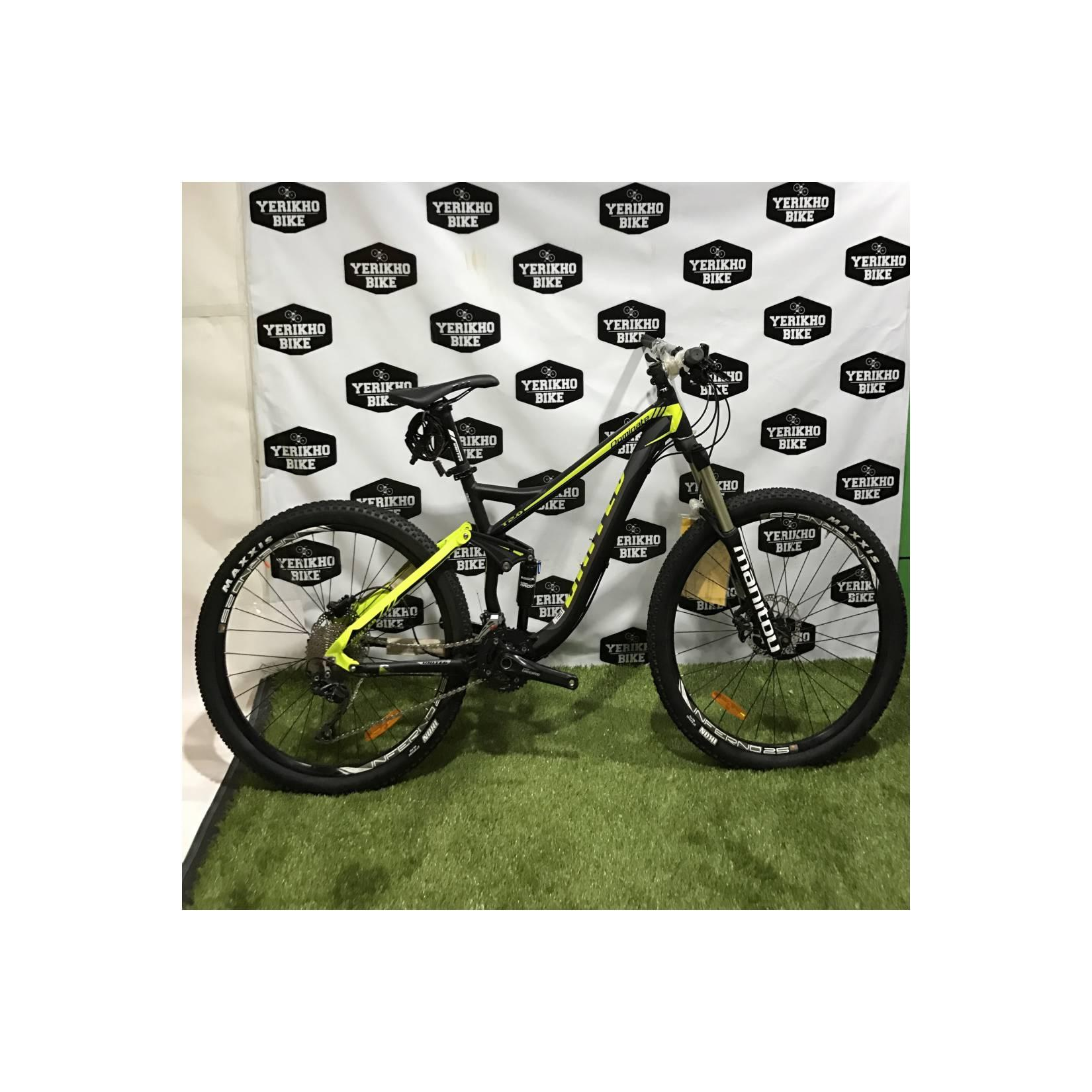Sepeda Gunung MTB Full Suspension 27.5 United Dominate T2.0