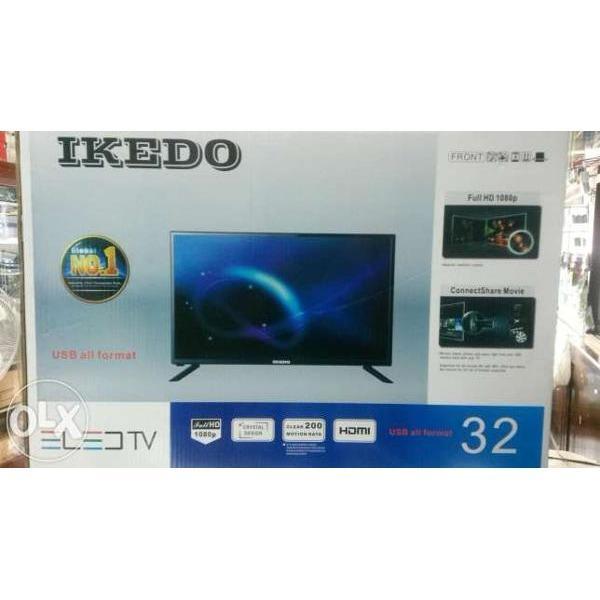 Ikedo IK-D32L12 LED TV - Hitam [32 inch]