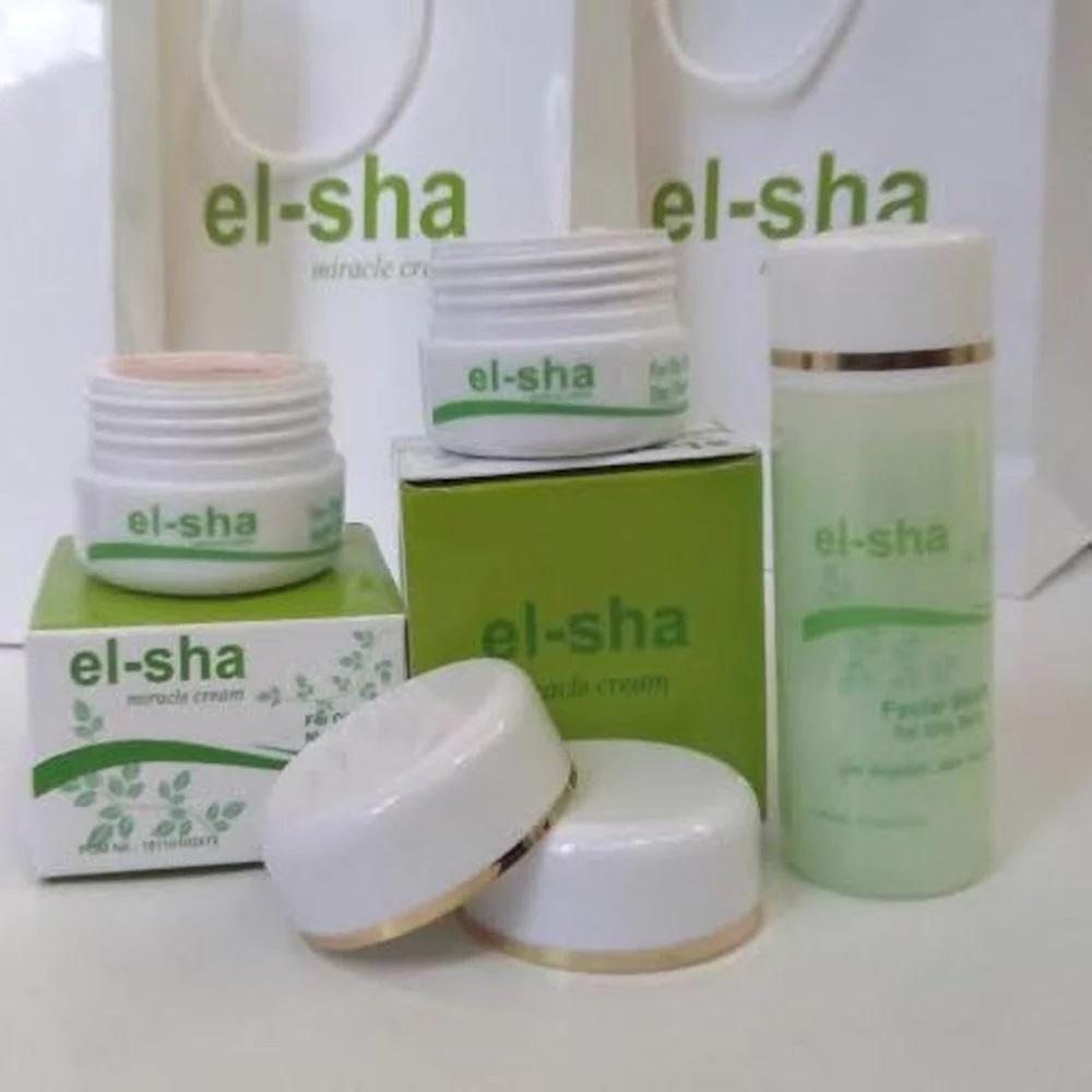 Buy Sell Cheapest Erha Paket Acne Best Quality Product Deals Back Spray Special El Sha Miracle Cream For