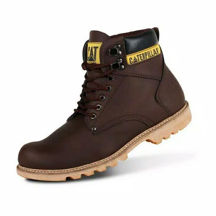 sepatu pria boots formal caterpillar bandict boots safety original 13efea4568