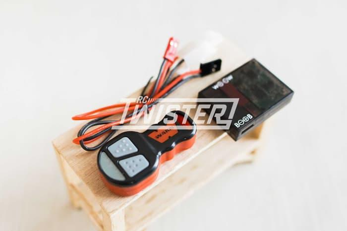 Best Top Seller!! Rc4Wd Warn 110 Wireless Remote Receiver Winch Controller Set - ready stock