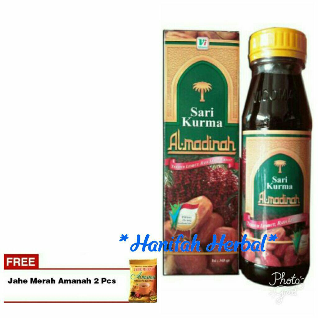 Buy Sell Cheapest Ch Store Kurma Best Quality Product Deals Al Saad Sari Madinah 1 Botol