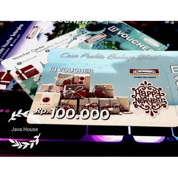 Gift Cards - Voucher Indomaret Fisik 200.000