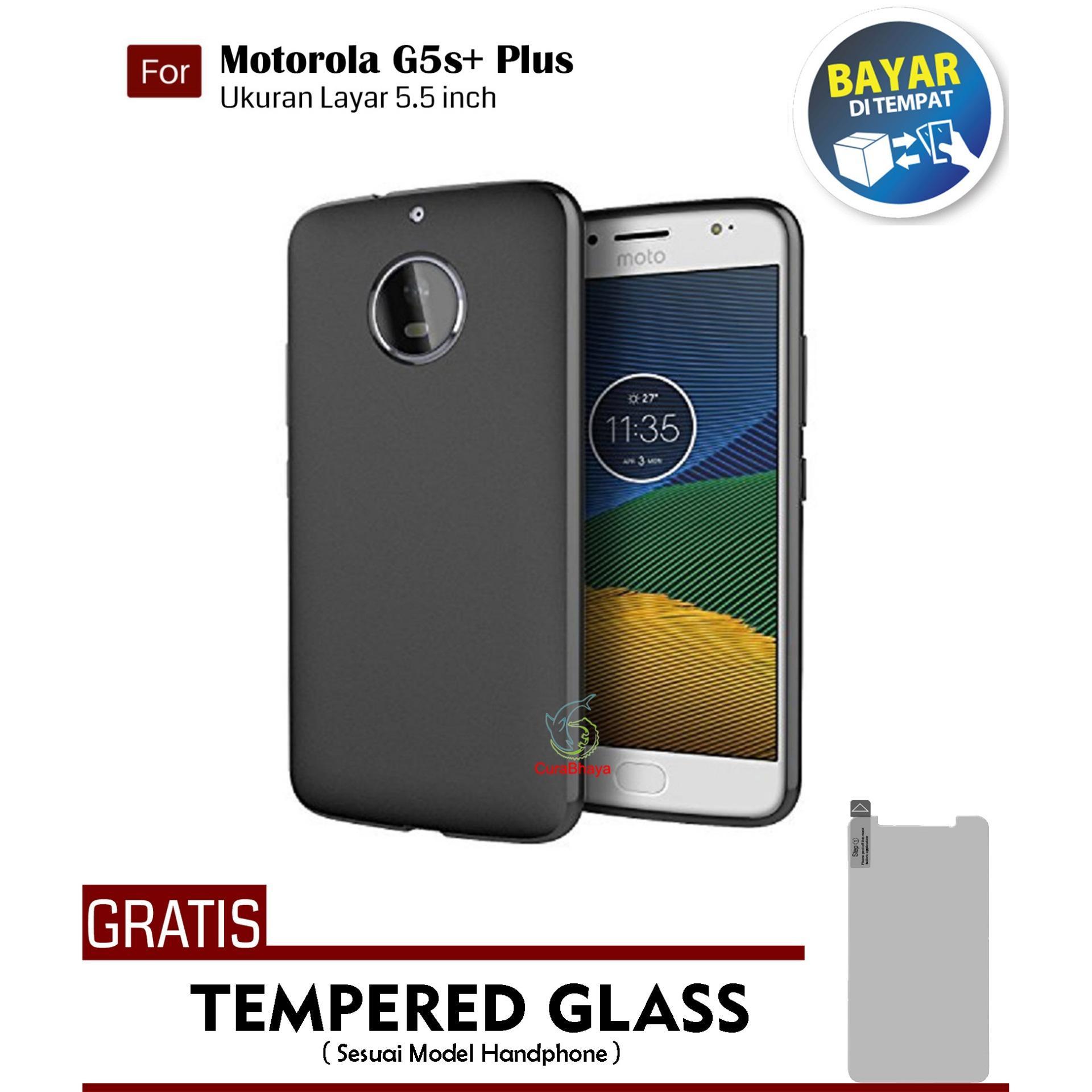 Jual Produk Softcase Motorola G5s Plus Murah Daftar Harga Tempered Glass Moto E4 Full Cover Warna Midnight 55 Dual Slim Case Black Matte
