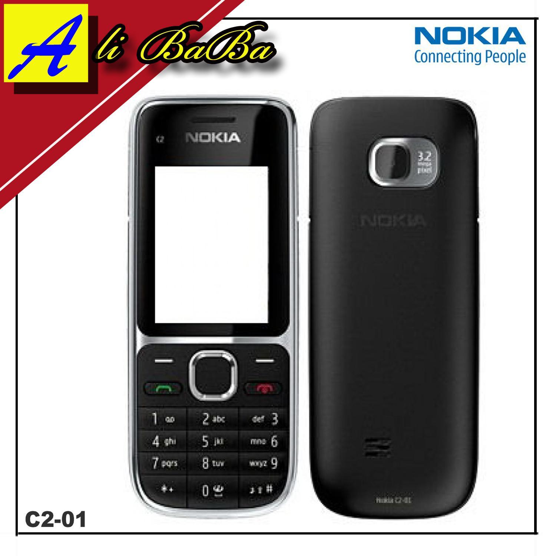 Informasi Harga Tulang Hp Nokia C3 November 2018 Casing 2630 Housing Fullset Handphone C2 01 Kesing Tombol Camera Lens