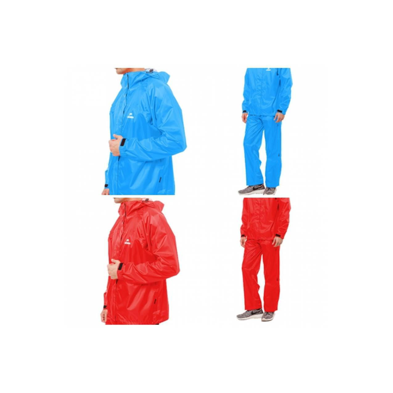 Jas Hujan Outdoor Gunung Raincoat Cozmeed Non Lining R1429