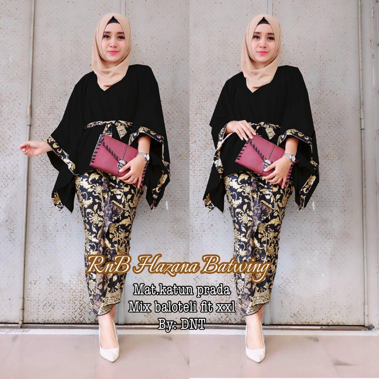 Baju Batik Terbaru 2019   Kebaya Batik   Kebaya Modern   Baju Batik   Baju  Kebaya 9b940c8038