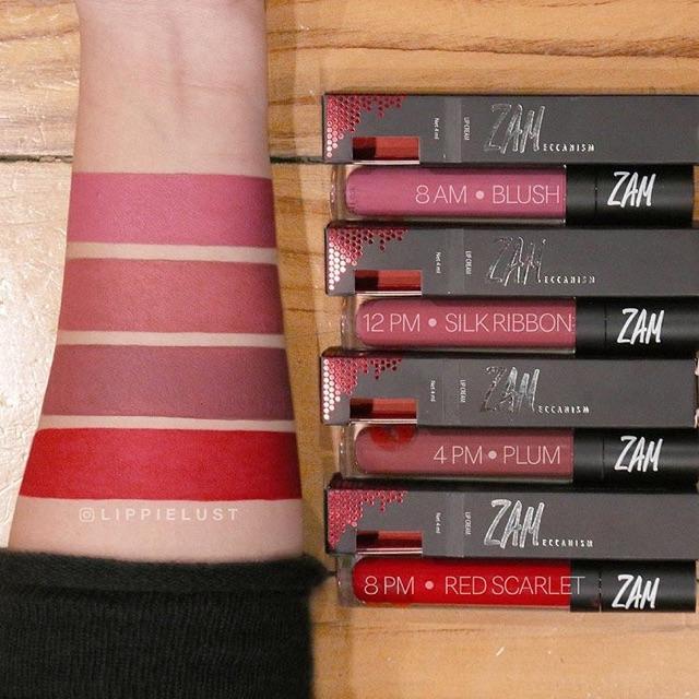 ZAM ZAMmeccanism by Zaskia Adya Mecca Lipstick 07 AM   WALNUTS