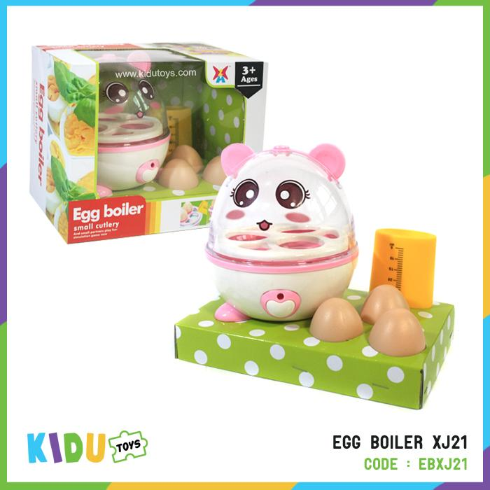 Mainan Telor Boiler Egg Boiler XJ21 Kidu Toys
