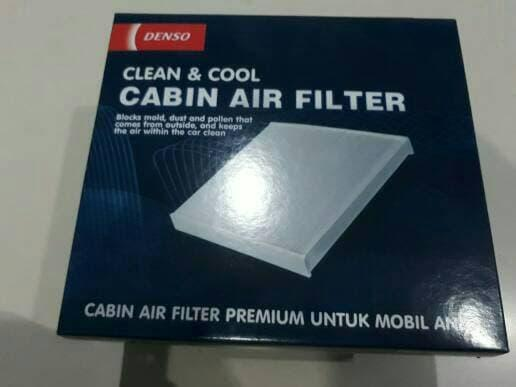 Filter AC - Cabin Air Filter DENSO Toyota Altis '08 Toyota Hilux