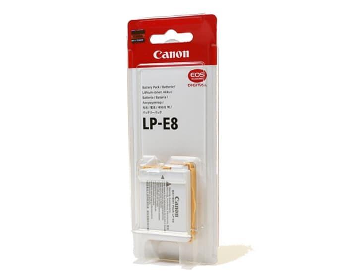 Promo Battery/baterai/batre Canon LP-E8 original
