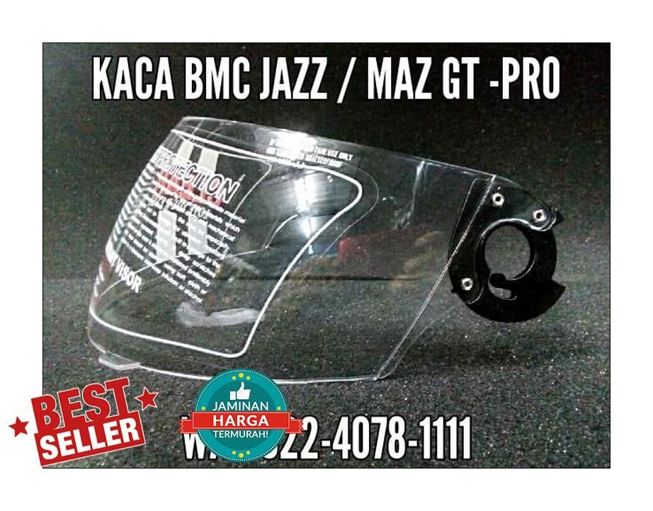 KACA HELM MAZ GT PRO, BMC JAZZ, MDS 201