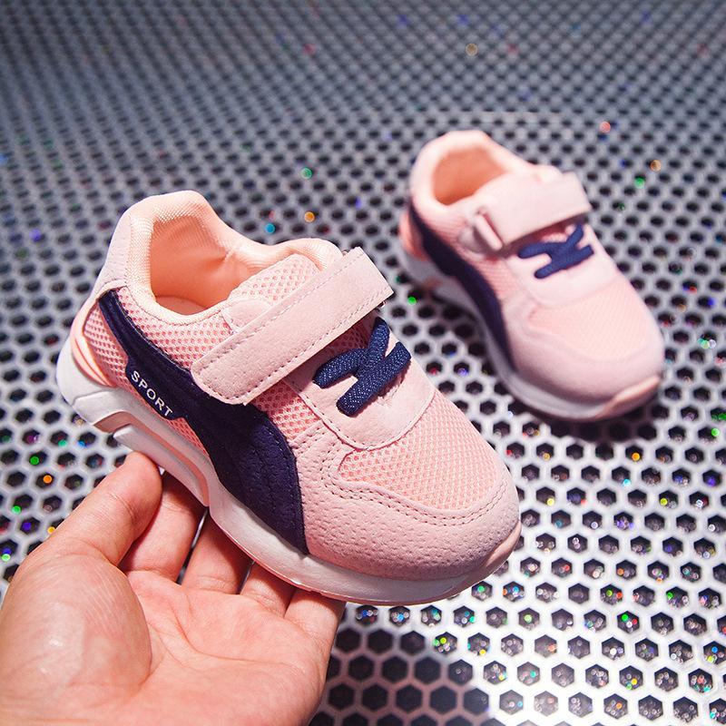 Anak-anak Sepatu Kulit asli anak laki-laki Tembus udara Sepatu musim semi  dan 8fad17c584