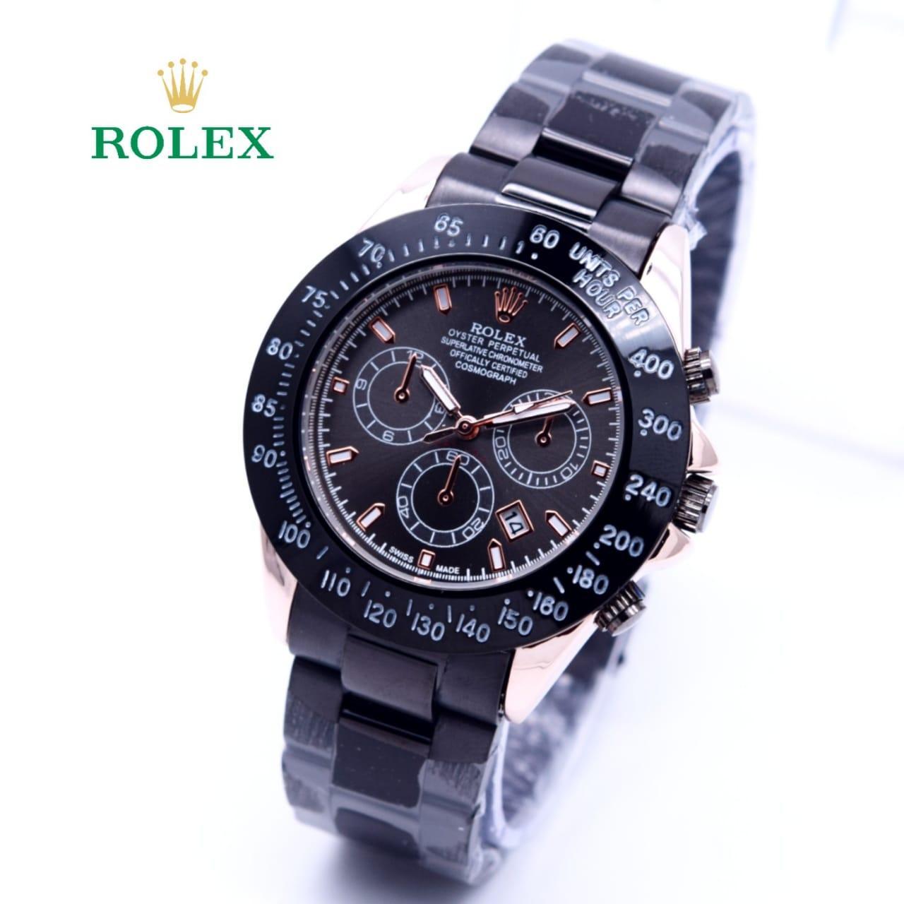 Jam Tangan Wanita / Cewek Rolex Ladies Daytona Rantai