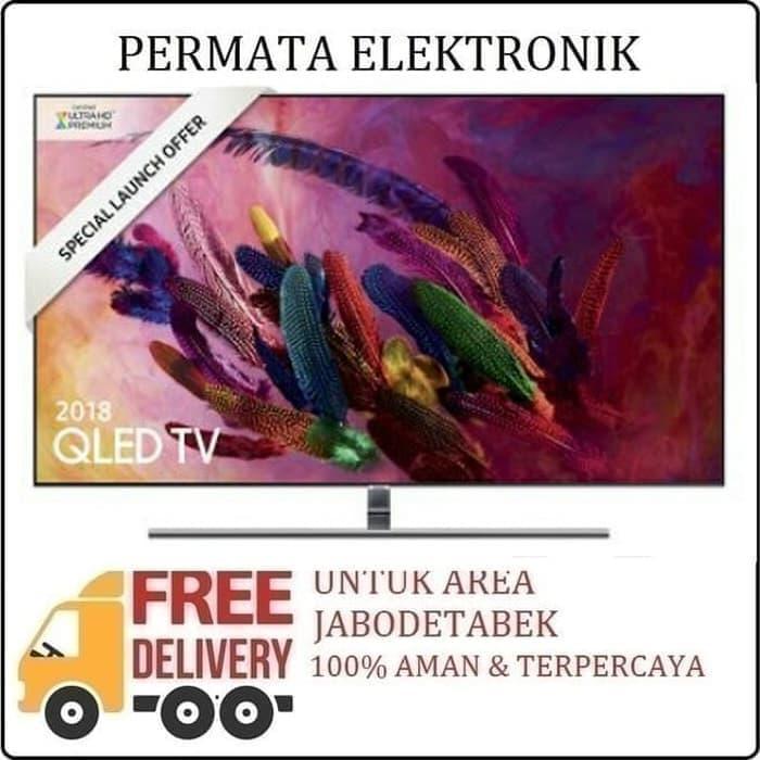Samsung QA55Q7FNA 55 Inch Qled UHD 4K Smart Flat LED TV 55Q7F 55Q7FN