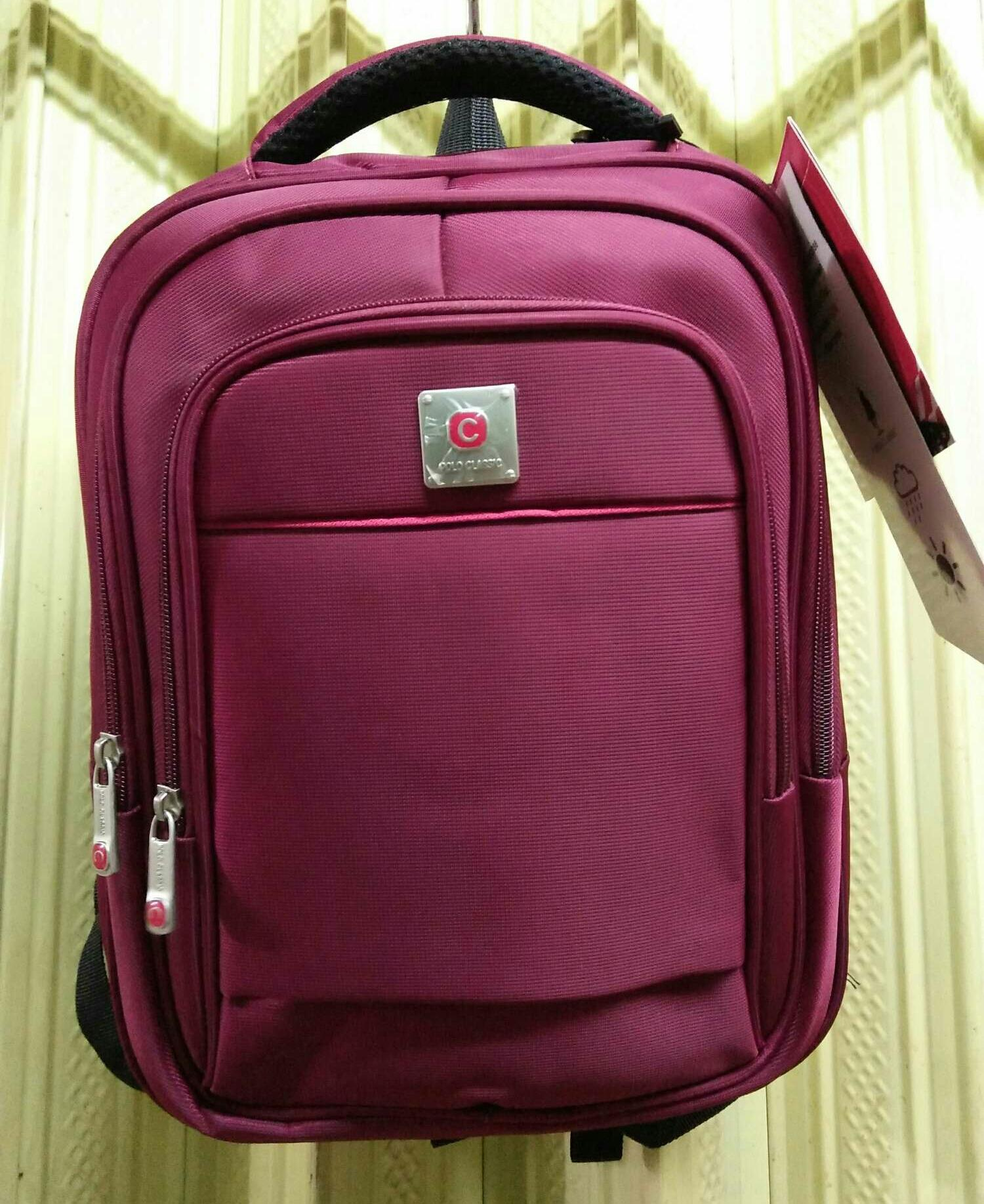Ransel laptop polo classic 12""
