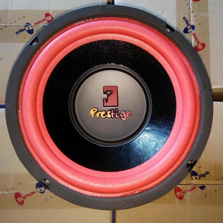 Speaker Subwoofer Legacy Prestige 8 Inch