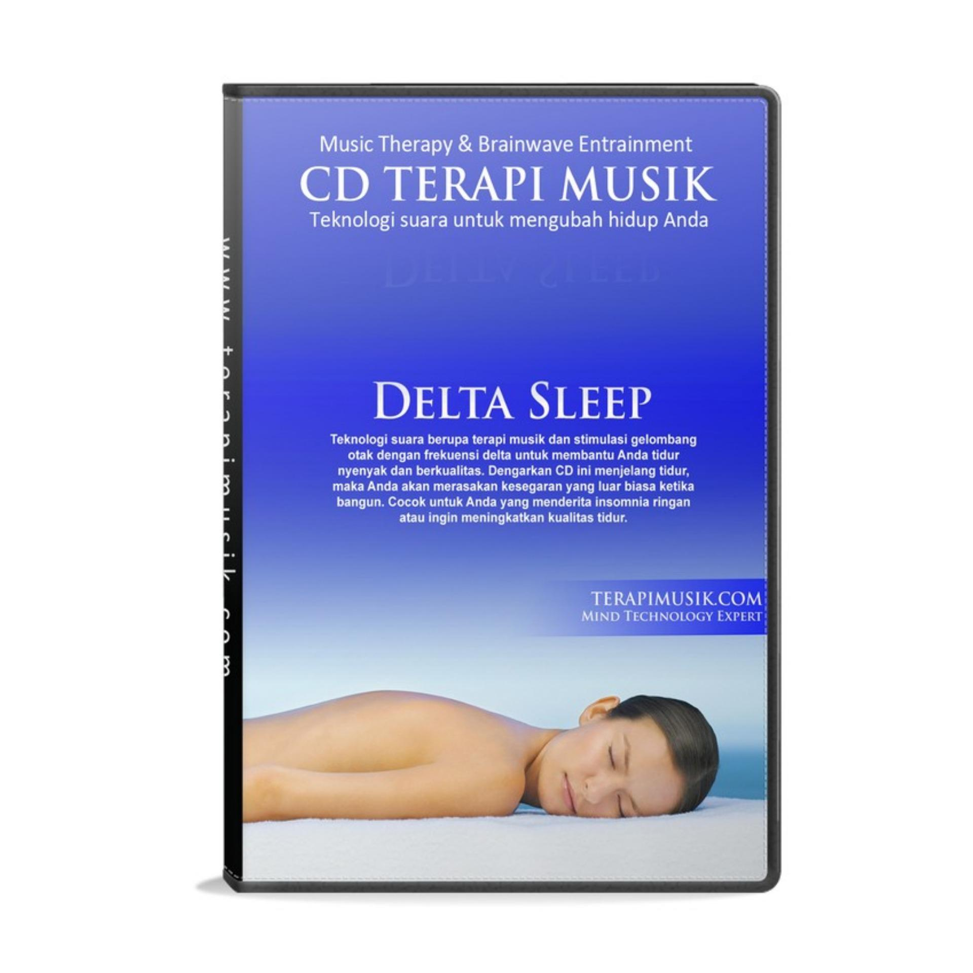 Terapi Musik Delta Sleep (meningkatkan Kualitas Tidur) By Terapi Musik.