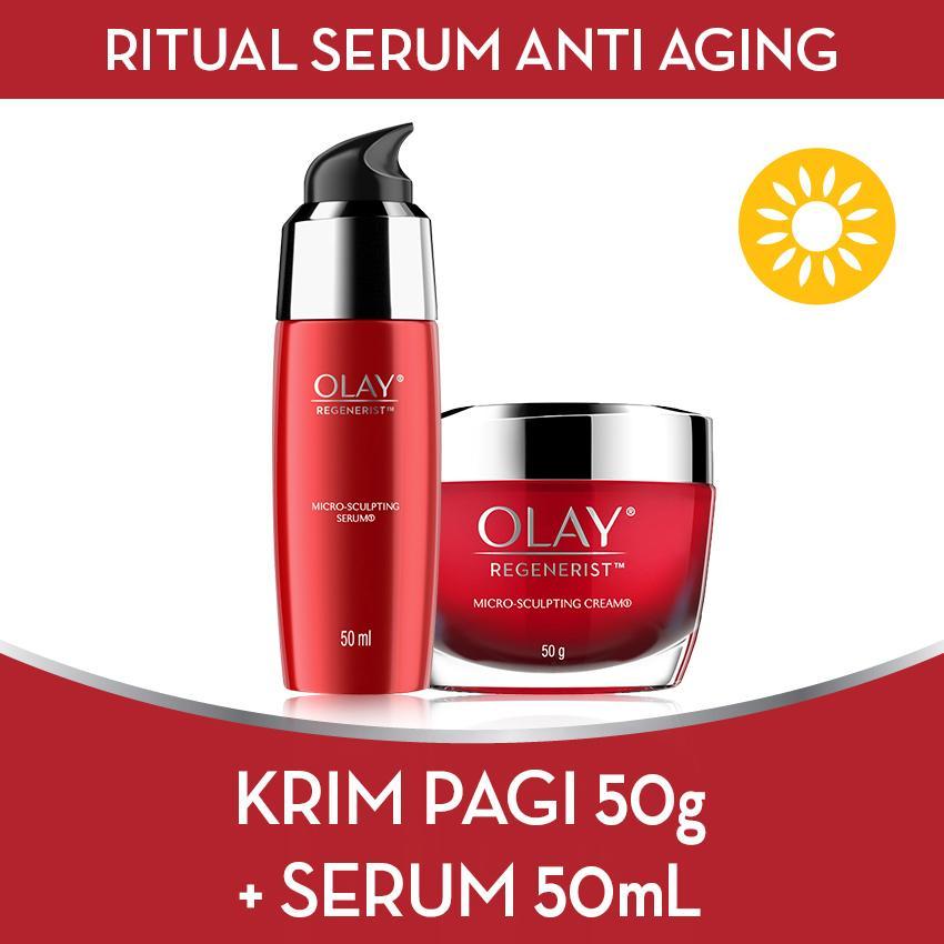 [LEBIH HEMAT] Olay Ritual Serum Anti Aging