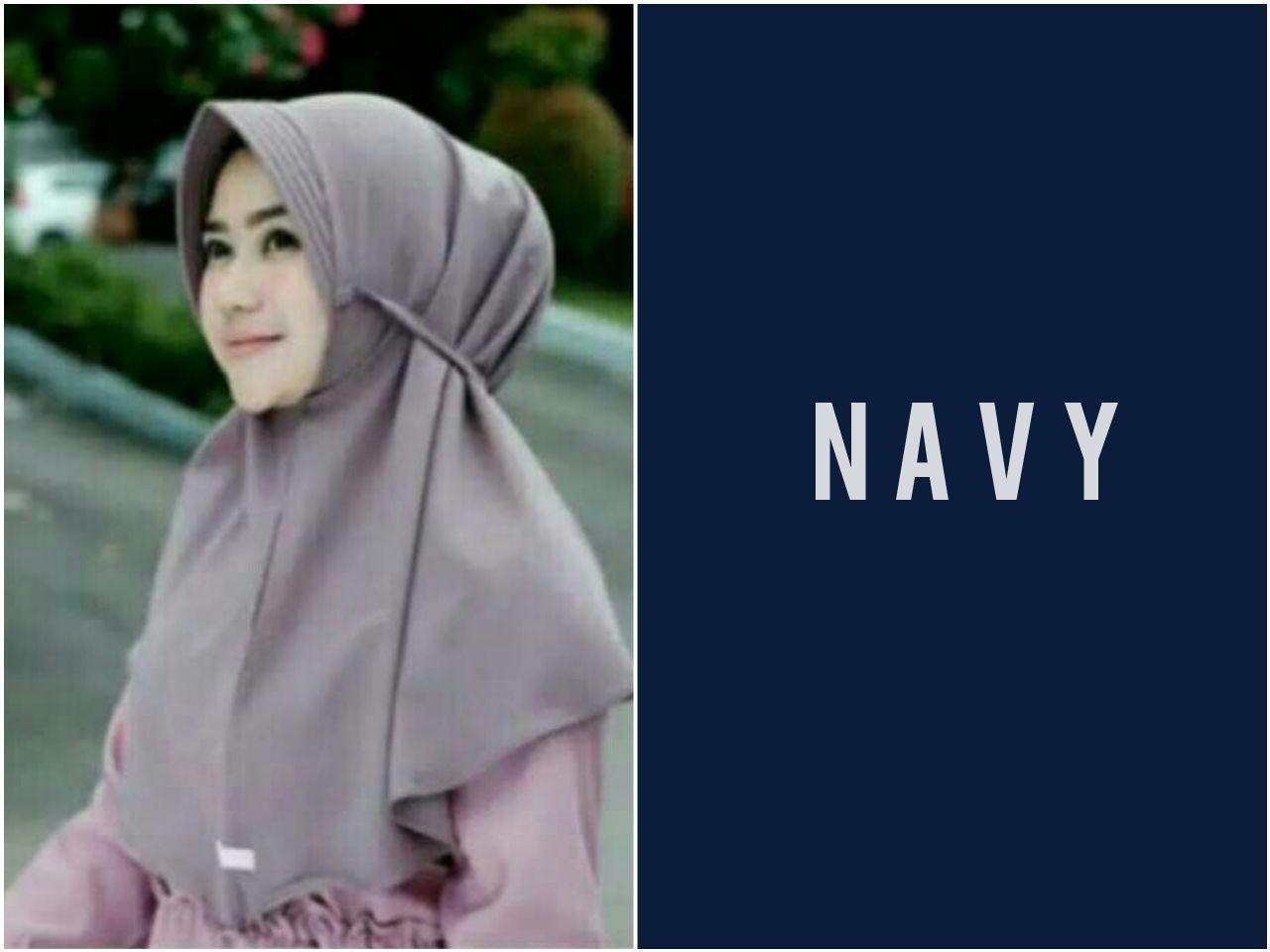 Purplelily Khimar Pet Laser jilbab hijab. IDR 19,500 IDR19500. View Detail. Khimar Pet Tali