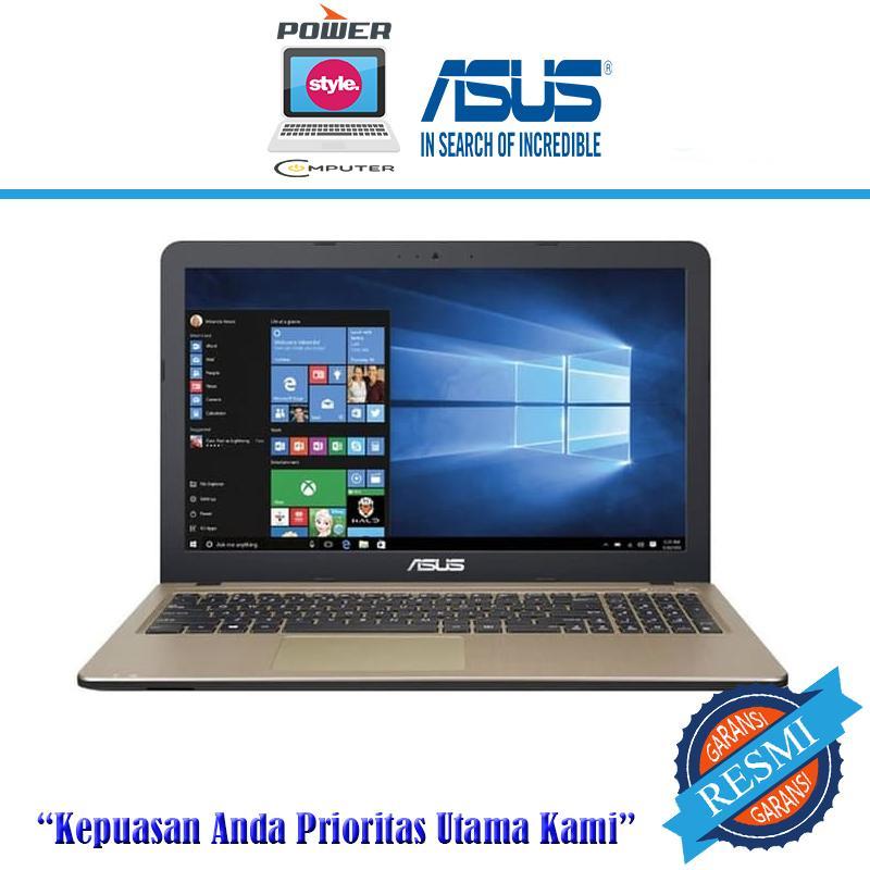 ASUS X540MA-GO001T - N4000- 4GB- 500GB- WIN10- 15.6HD