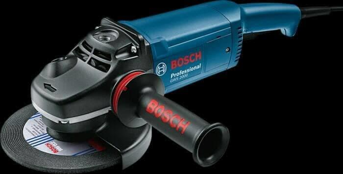 Bosch GWS 2000-180 Gerinda Tangan 7