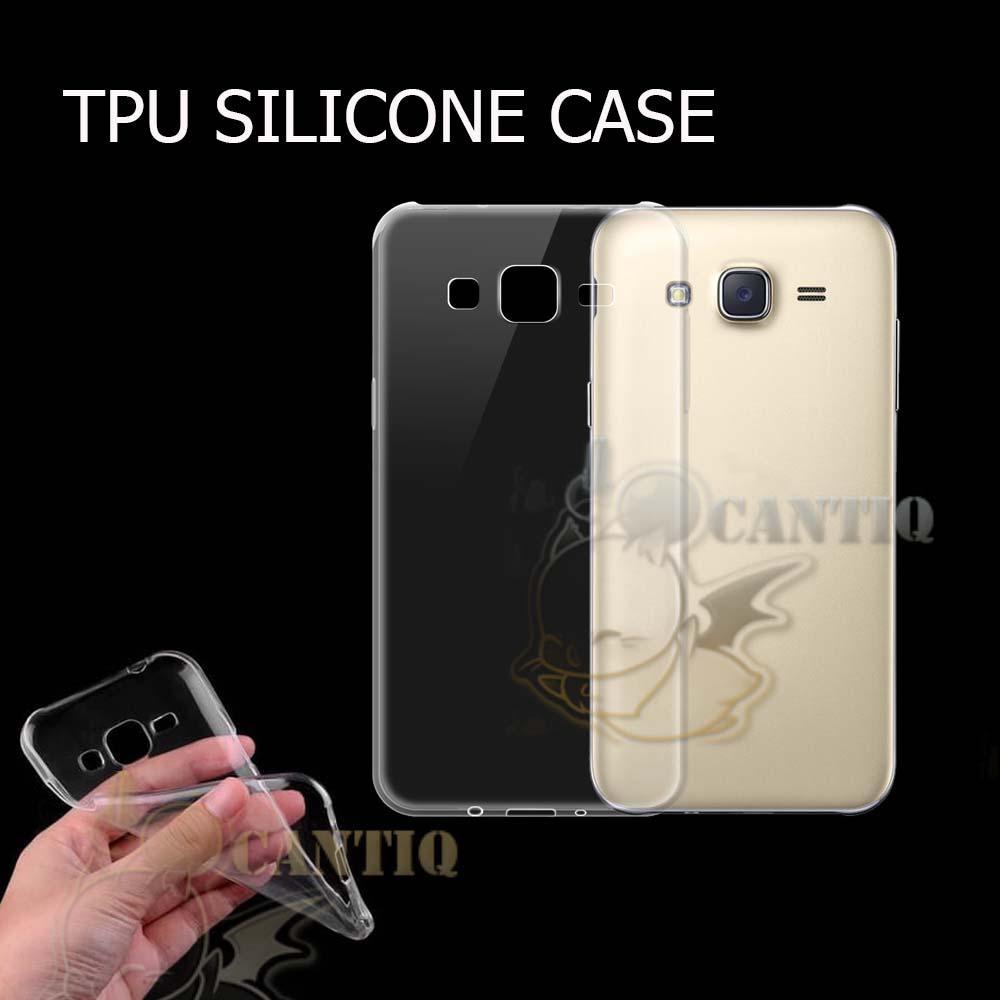 QCF Softcase Samsung Galaxy J1 / Silicone Samsung Galaxy J1 J100 / Ultrathin Samsung Galaxy J1