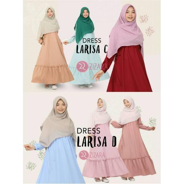 Larisa Dress by ZIZARA (C01 M)