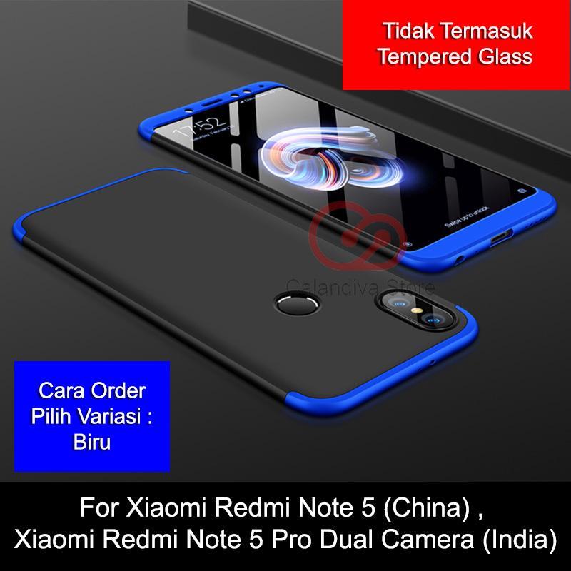 Calandiva Case Xiaomi Redmi Note 5 , Redmi Note 5 Pro (5.99 Inch) AI