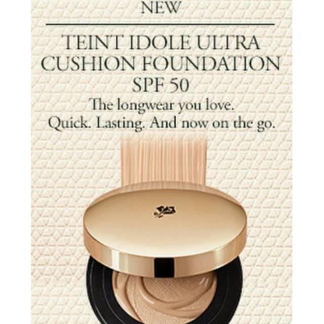 LANCOME teint idole ultra cushion foundation spf 50fullset 03