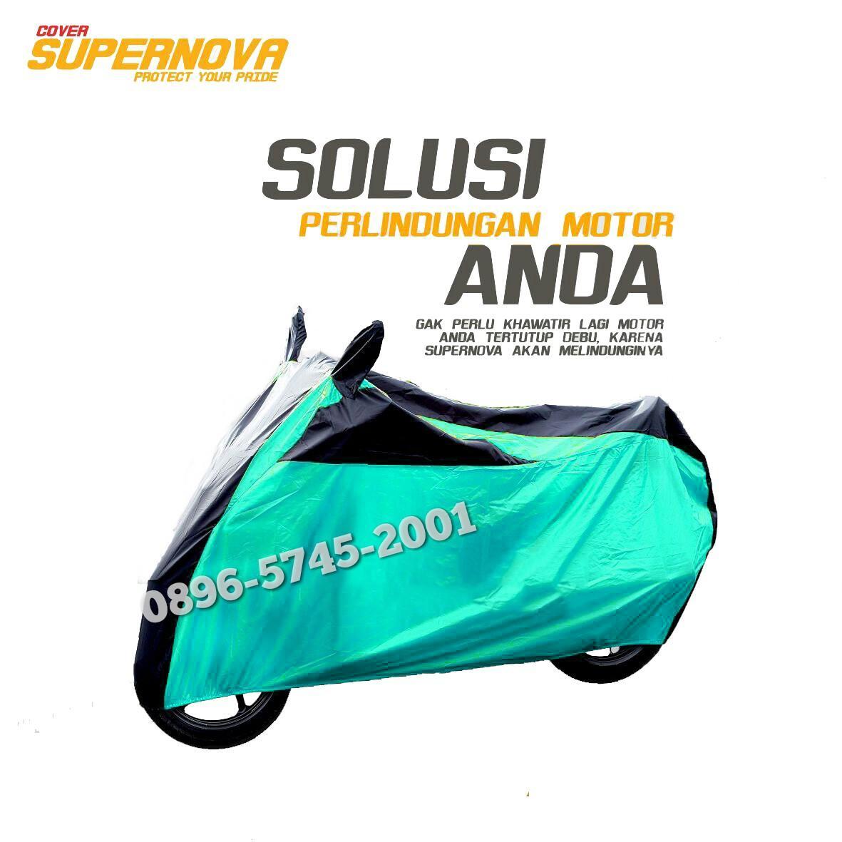 Supernova Cover Motor Bebek - Matik - Toska