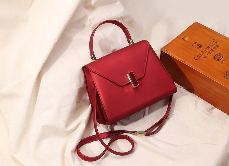 Korea Fashion Style Silikon Matte Lulur Tas Model Hermes Tas Jelly (Besar Emas Mawar)