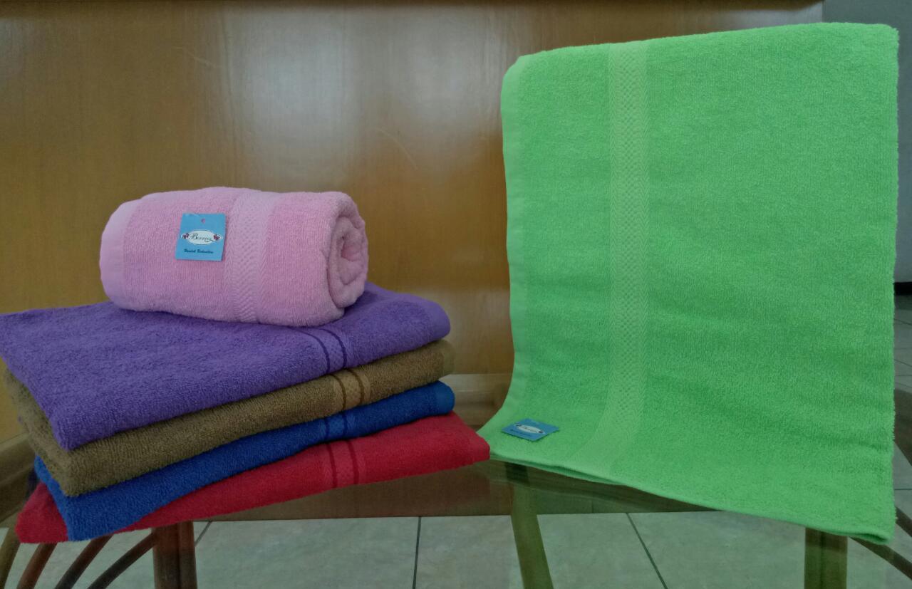 Buy Sell Cheapest Goplm Bath Towel Best Quality Product Deals Handuk Pamela Jumbo By Lenuta Berries Tanggung