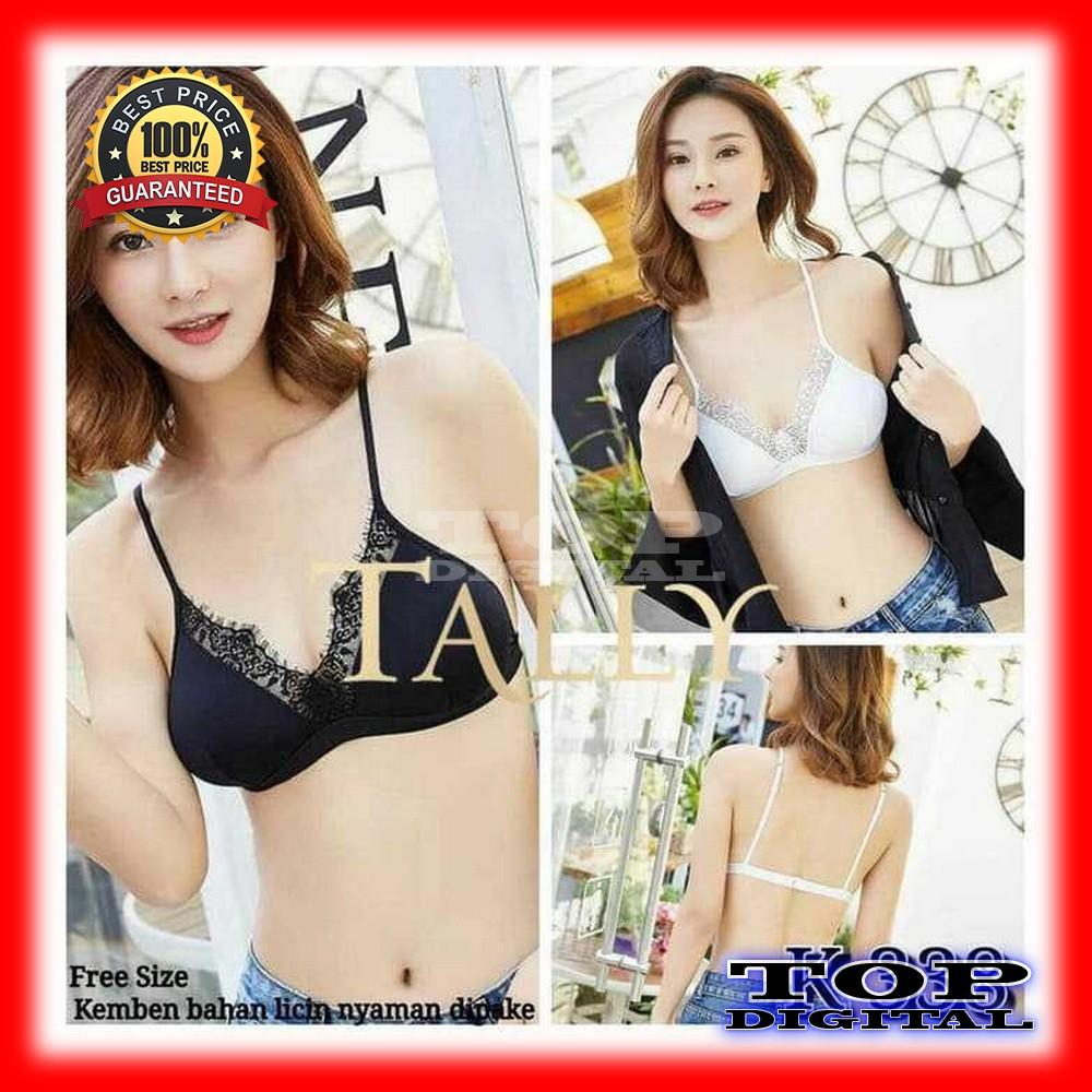 Buy Sell Cheapest Berkualitas Bra Double Best Quality Product Sport Jaring 8738 Bh Renda Bahan Licin Tally 338 Murah