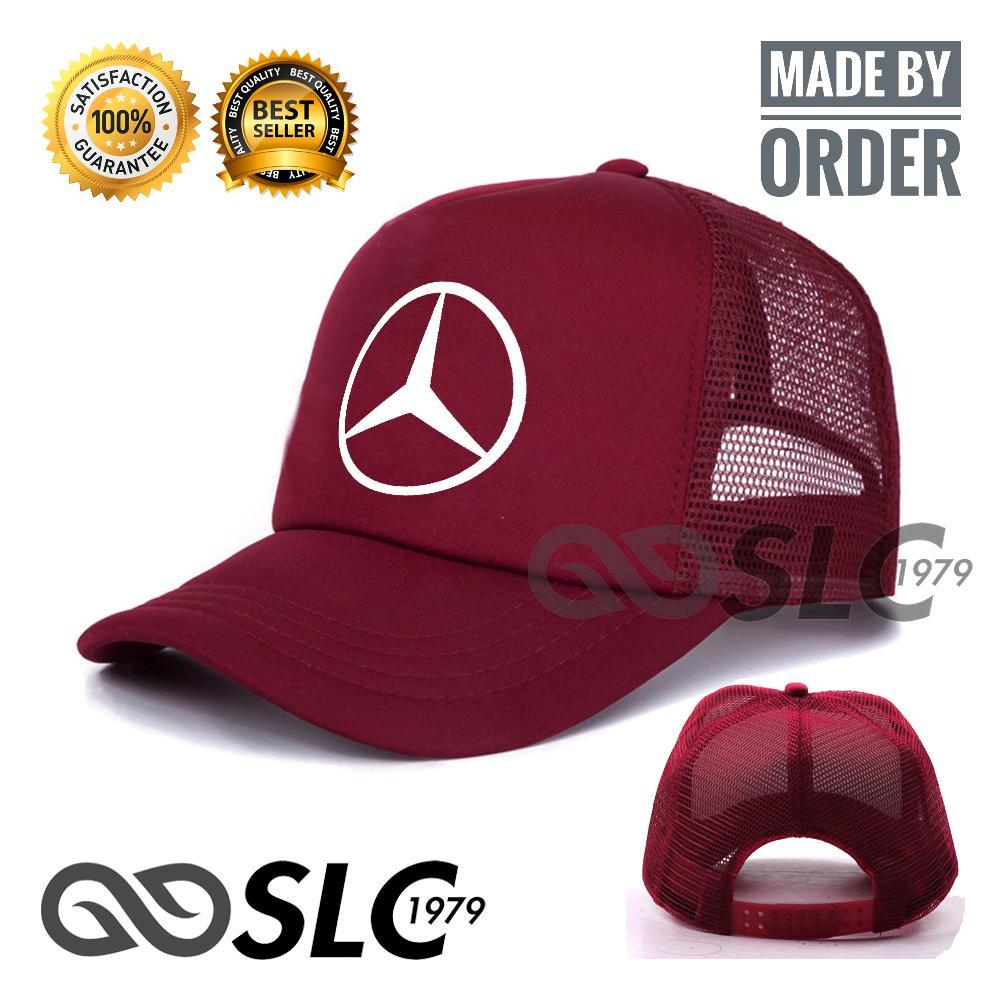TOPI JARING TRUCKER MERCEDES BENZ MADE BY ORDER REI2 - SLC